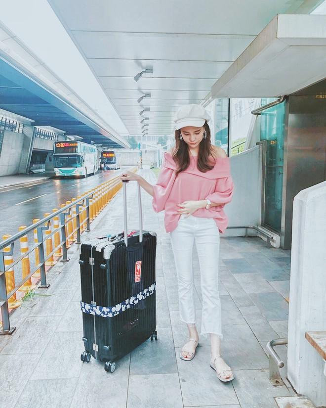 Có một kiểu quần mà các nàng cứ diện lên sẽ trẻ trung và nữ tính hơn bội phần, đó chính là quần jeans trắng - ảnh 7