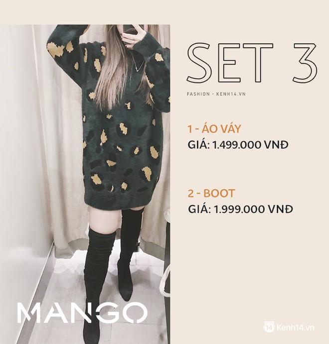 Đến Zara, Mango, Topshop mùa Thu Đông cứ mua boot là hợp lý vì mix đồ kiểu gì cũng thấy trendy - ảnh 3