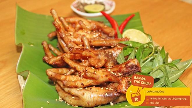 Tầm này trời Sài Gòn man mát mà không tìm mấy món chân gà lai rai thì thật có lỗi với thời tiết - Ảnh 4.