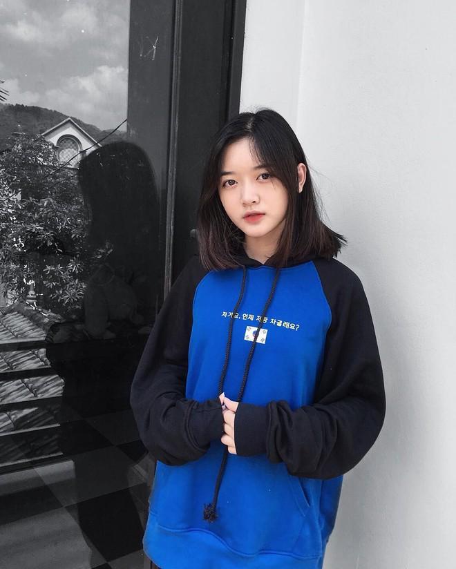 Cô bạn Lào Cai sinh năm 2001 sở hữu loạt biểu cảm không yêu không được trong clip trên TikTok - ảnh 8