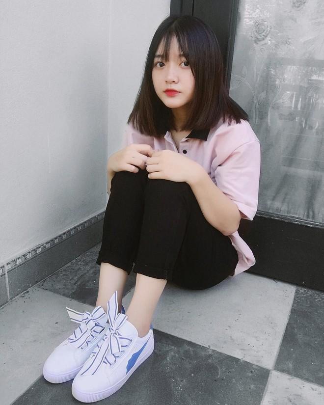 Cô bạn Lào Cai sinh năm 2001 sở hữu loạt biểu cảm không yêu không được trong clip trên TikTok - ảnh 9