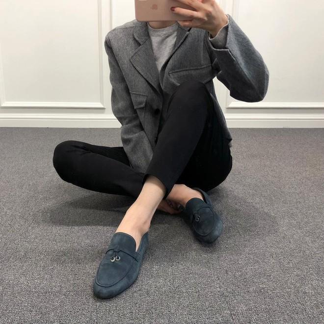 Đây chính là 4 kiểu giày loafer không thể thiếu trong tủ đồ của nàng công sở - ảnh 16