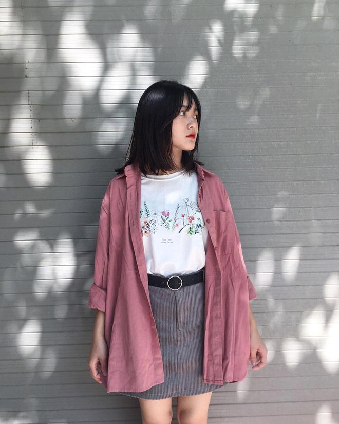 Cô bạn Lào Cai sinh năm 2001 sở hữu loạt biểu cảm không yêu không được trong clip trên TikTok - ảnh 4
