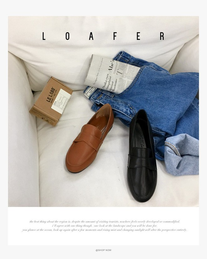 Đây chính là 4 kiểu giày loafer không thể thiếu trong tủ đồ của nàng công sở - ảnh 5