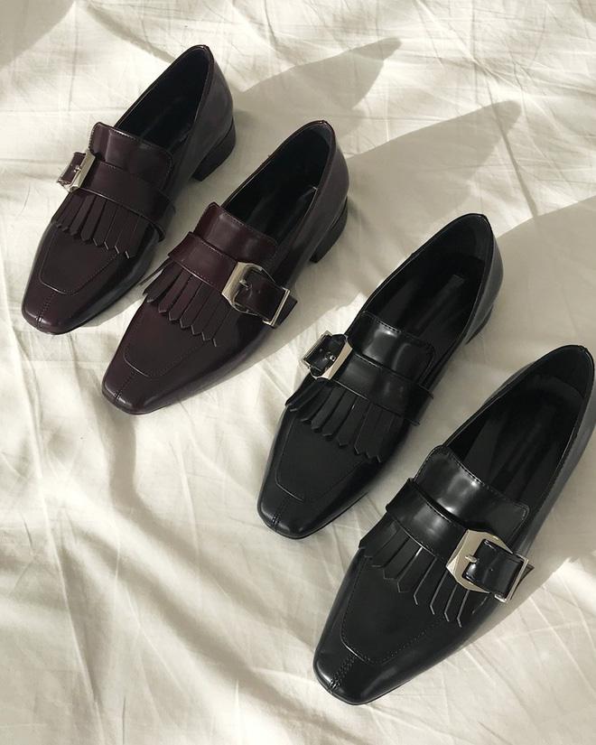 Đây chính là 4 kiểu giày loafer không thể thiếu trong tủ đồ của nàng công sở - ảnh 10