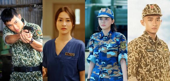 Dàn sao Hậu duệ mặt trời bản Việt đi show khác hẳn tính cách trên phim - Ảnh 1.
