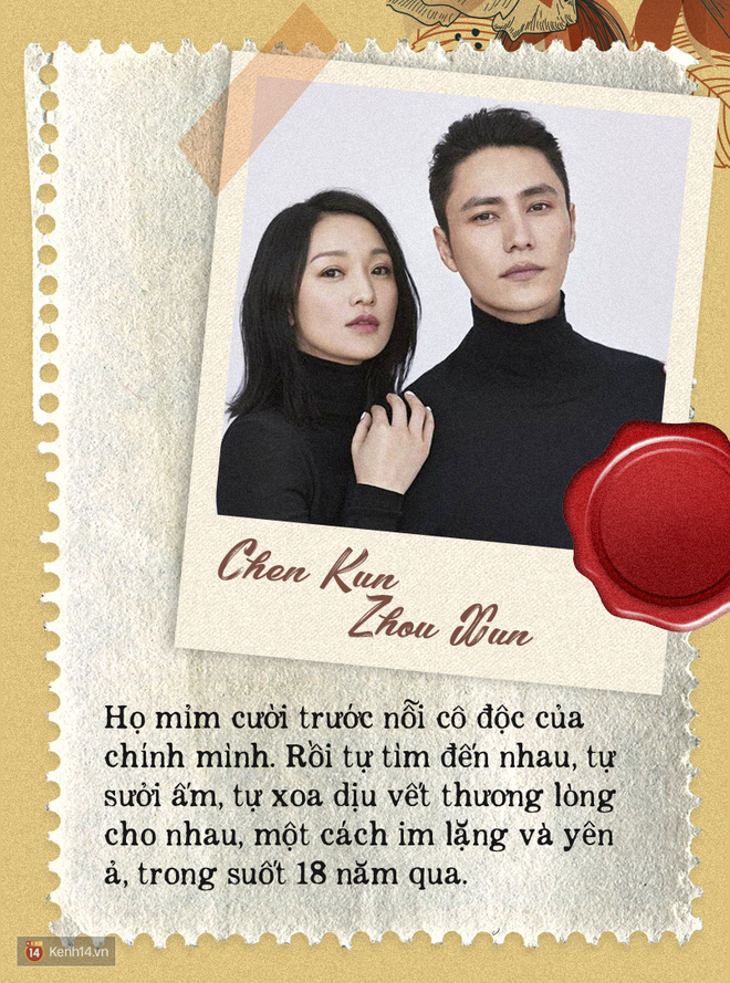 """Trần Khôn – Châu Tấn: Đâu chỉ tình yêu mới có thể hứa hẹn """"đầu bạc răng long""""? - Ảnh 5."""