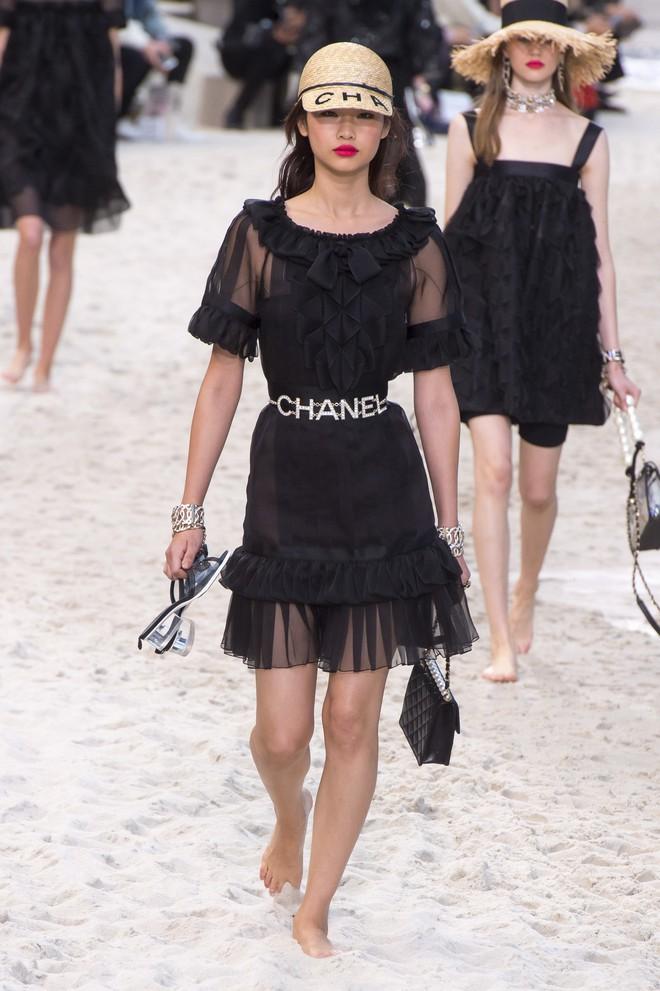 Top BST đỉnh nhất Paris Fashion Week do Vogue Mỹ chọn: Chanel vẫn an tọa, Gucci và Dior thì mất hút - ảnh 4