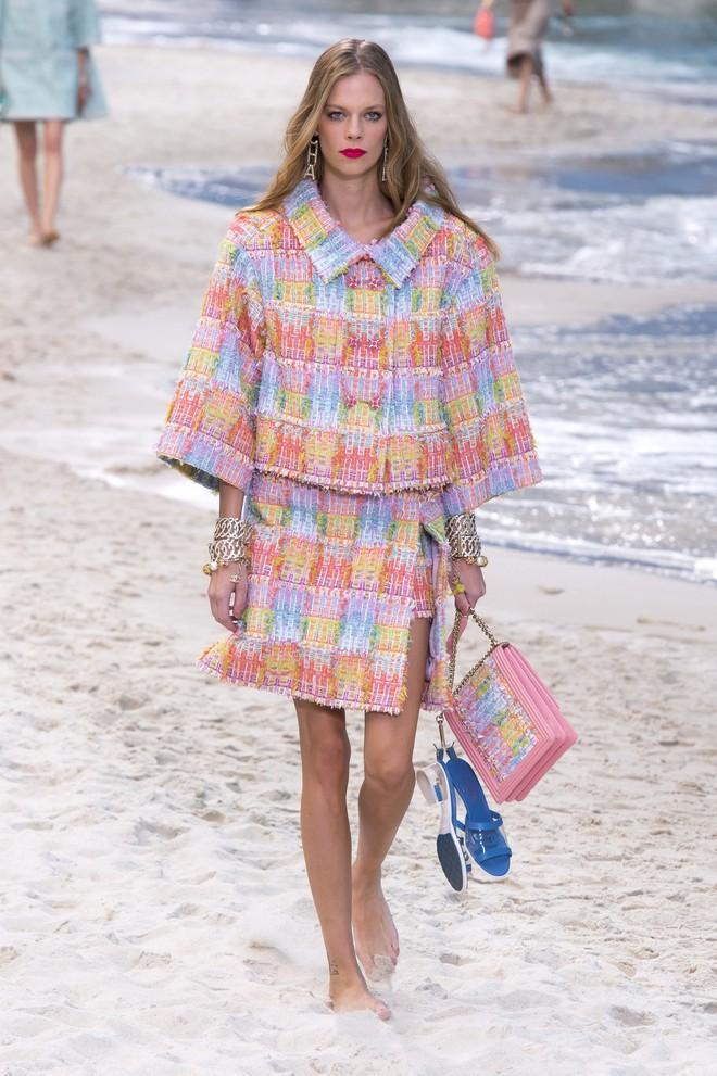 Top BST đỉnh nhất Paris Fashion Week do Vogue Mỹ chọn: Chanel vẫn an tọa, Gucci và Dior thì mất hút - ảnh 7