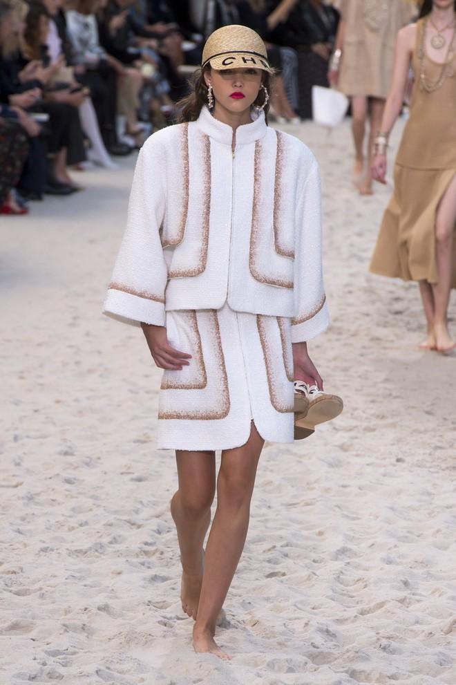 Top BST đỉnh nhất Paris Fashion Week do Vogue Mỹ chọn: Chanel vẫn an tọa, Gucci và Dior thì mất hút - ảnh 10