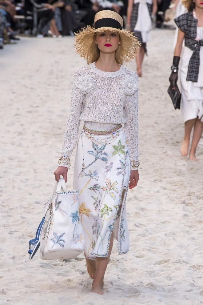 Top BST đỉnh nhất Paris Fashion Week do Vogue Mỹ chọn: Chanel vẫn an tọa, Gucci và Dior thì mất hút - ảnh 12