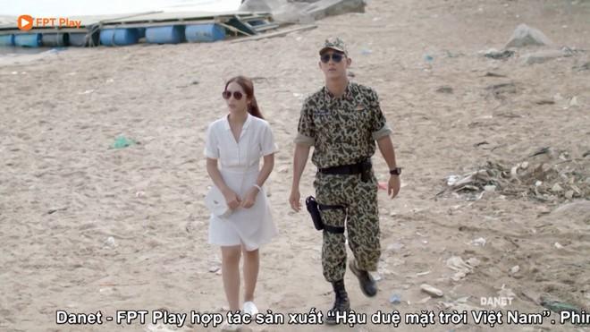 Có tâm như Khả Ngân: Đóng phim remake là cũng diện luôn trang phục giống Song Hye Kyo cho vẹn toàn - ảnh 5