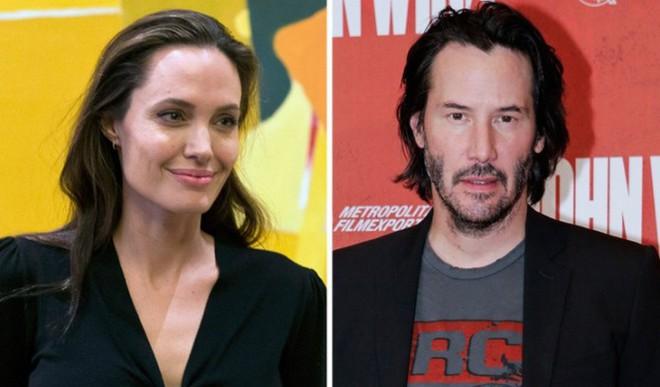 Rộ tin Angelina Jolie đã hẹn hò tài tử