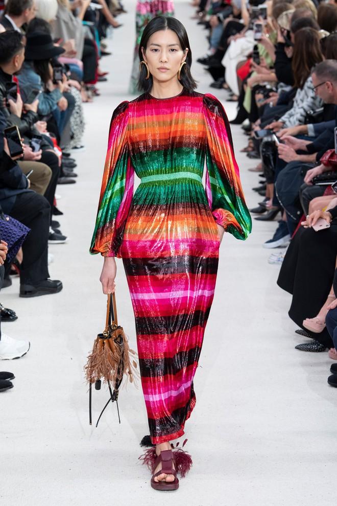 Top BST đỉnh nhất Paris Fashion Week do Vogue Mỹ chọn: Chanel vẫn an tọa, Gucci và Dior thì mất hút - ảnh 27