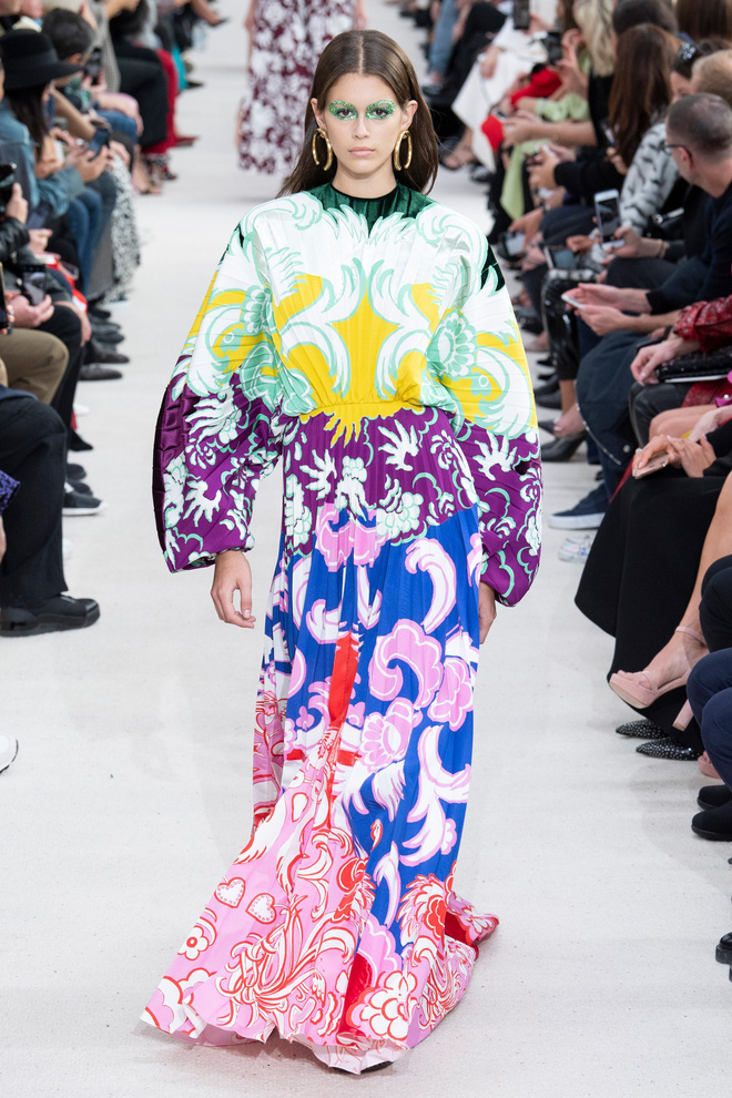 Top BST đỉnh nhất Paris Fashion Week do Vogue Mỹ chọn: Chanel vẫn an tọa, Gucci và Dior thì mất hút - ảnh 25