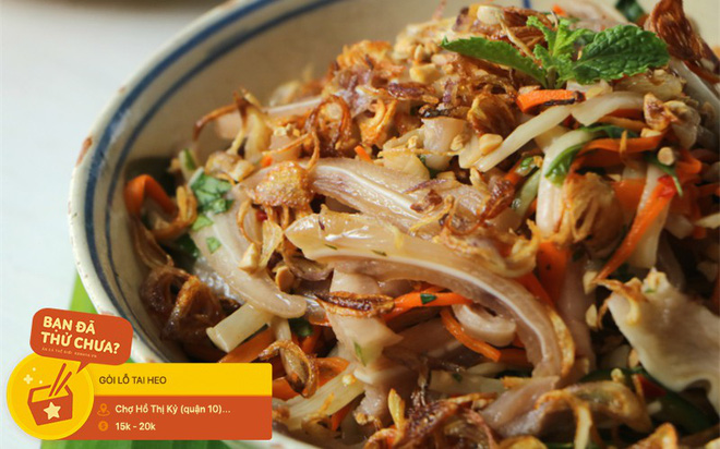 Đừng bảo mình sành ăn nếu không biết mấy món giòn giòn, sật sật từ tai heo ở Sài Gòn này - Ảnh 4.