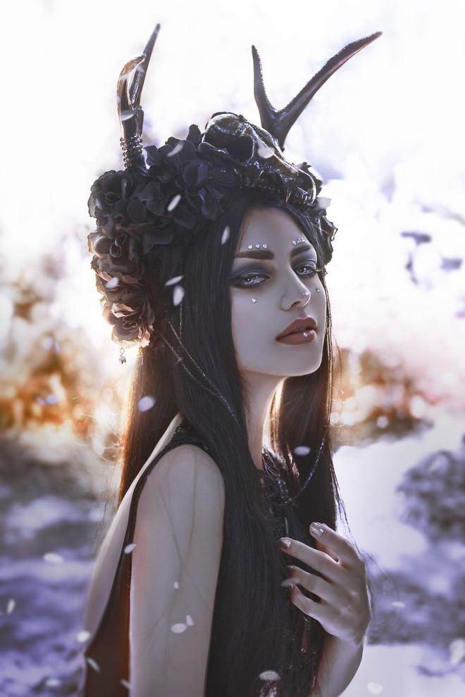 Sử dụng máy ảnh và photoshop, nữ nghệ sĩ đã biến thế giới cổ tích thành hiện thực - Ảnh 21.