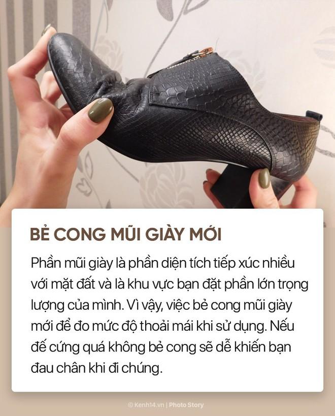 8 mẹo nhỏ để giúp bạn thoải mái hơn khi đi giày cao gót - Ảnh 9.