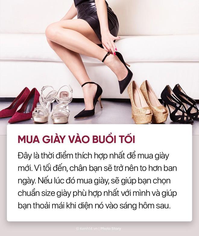8 mẹo nhỏ để giúp bạn thoải mái hơn khi đi giày cao gót - Ảnh 13.