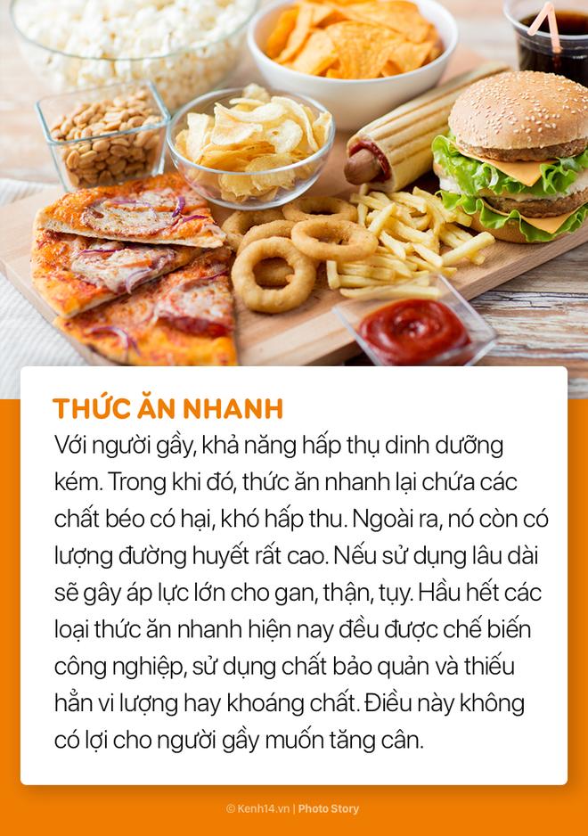 Chú ý nên tránh những thực phẩm này để sớm có thân hình đầy đặn, hoàn hảo như mong muốn - Ảnh 3.