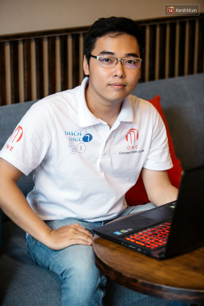 Từ chối lương 6000USD/tháng ở Google, chàng trai 1994 về nước mở công ty chống gian lận thi cử bằng công nghệ Blockchain - ảnh 1