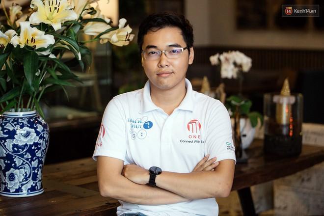 Từ chối lương 6000USD/tháng ở Google, chàng trai 1994 về nước mở công ty chống gian lận thi cử bằng công nghệ Blockchain - ảnh 3