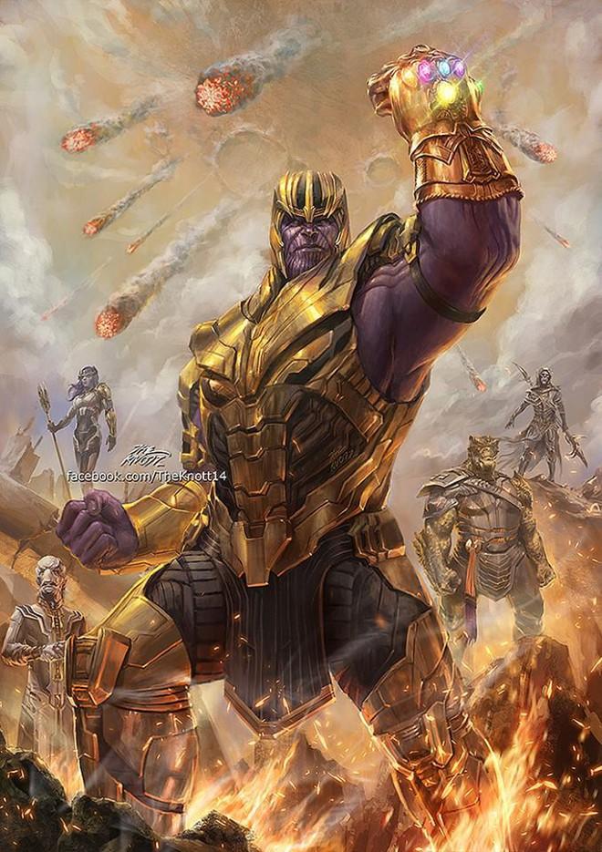 Ác nhân nào sẽ thắng trong đại chiến giữa các vũ trụ siêu năng lực nổi đình đám màn ảnh rộng hiện nay? - Ảnh 2.