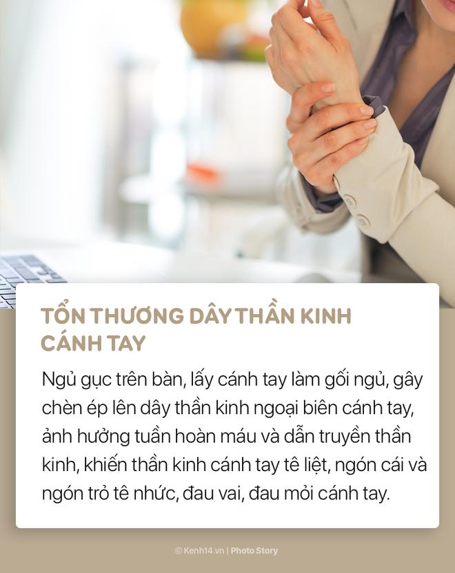 Ngủ gục trên bàn làm việc vào mỗi buổi trưa có thể gây ra những tác hại bạn không ngờ tới - Ảnh 9.