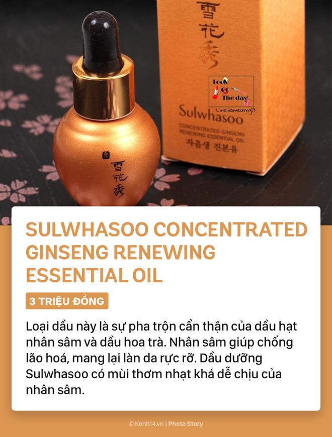 6 loại dầu dưỡng siêu chuẩn đến từ Hàn Quốc giúp da căng mịn suốt mùa hanh khô - ảnh 4