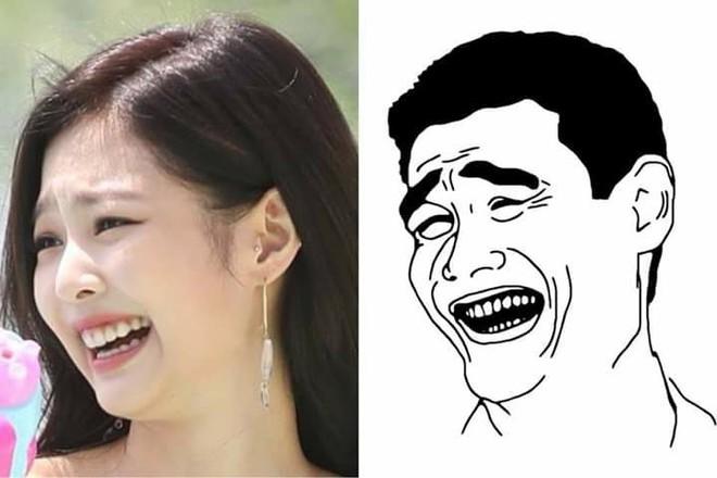 Đây là Lee Jong Suk khi tăng cân, nở một nụ cười mà nhìn y chang Yaoming Meme! - Ảnh 4.