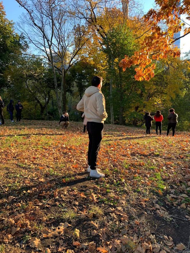 Khám phá khả năng chụp ảnh ấn tượng của iPhone XS Max vào một ngày thu ở Central Park - Ảnh 10.