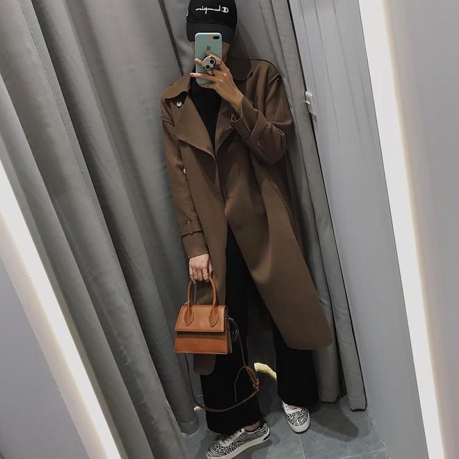 Muốn mặc đâu chuẩn đấy trong tiết trời se lạnh, bạn chỉ việc copy 10 công thức street style xuất sắc này từ loạt hot girl Việt - Ảnh 5.