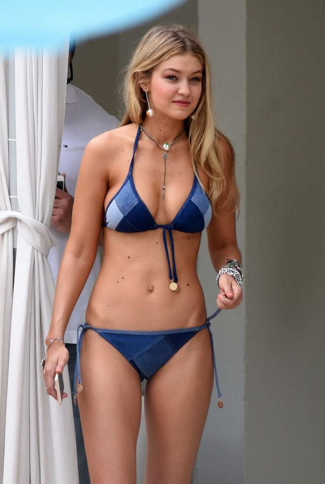 Nhan sắc gây mê mệt của Gigi Hadid: Ngực đẹp tự nhiên, bụng không nếp gấp, đến phong cách cũng chất phát ngất - Ảnh 5.