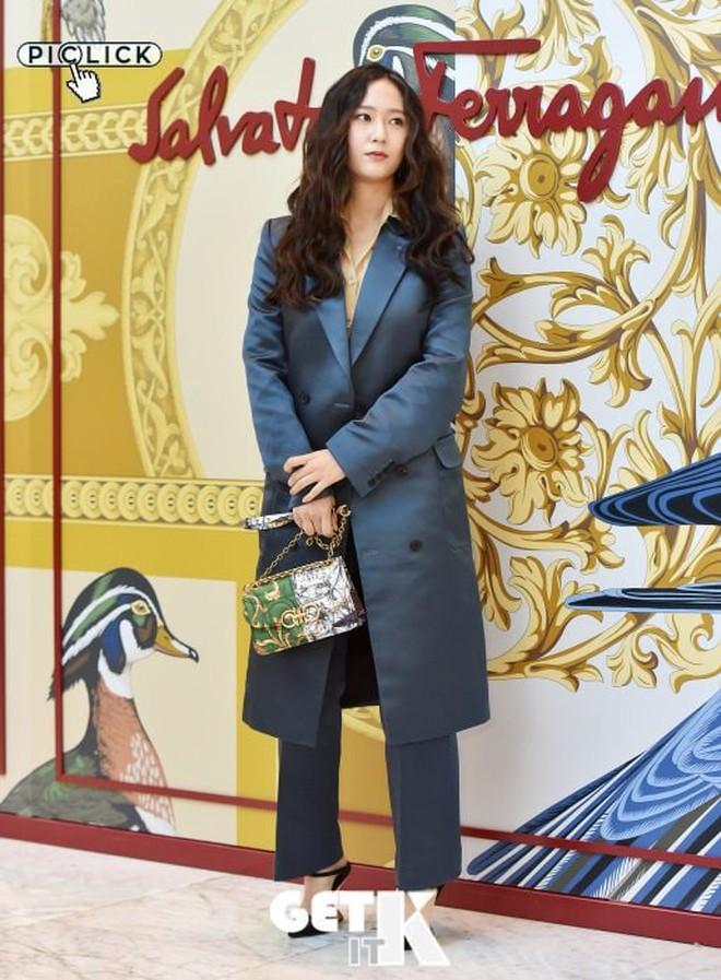 Bà cô già hết thời là những gì netizen mường tượng về style của Krystal đợt này - ảnh 6