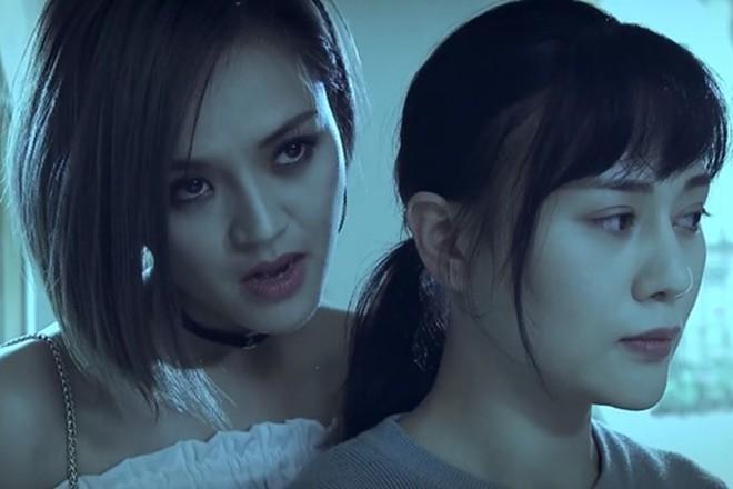 Tên phim vận vào người - nữ chính Quỳnh Búp Bê gây tụt mood bởi biểu cảm đơ cứng như... búp bê - ảnh 7
