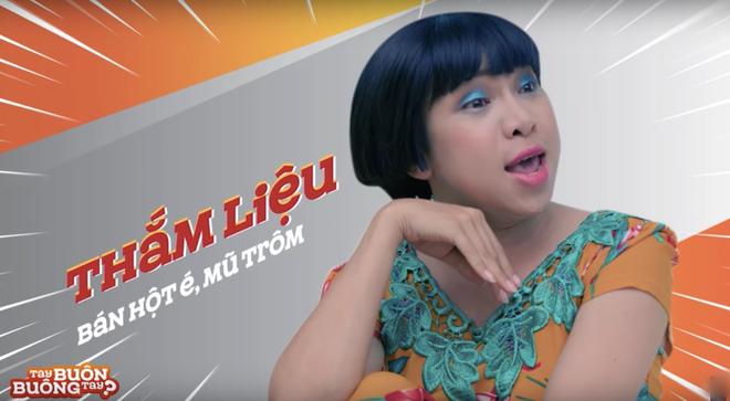 Bà dì bán hột é siêu duyên khiến web drama Tay Buôn, Buông Tay tâp 2 đạt 2 triệu view chỉ sau 1 ngày - ảnh 4