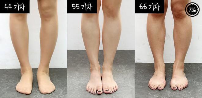 """Đi giày suốt ngày nhưng bạn có biết đâu mới là chiều cao """"chuẩn"""" khiến chân thon nhất? - ảnh 3"""