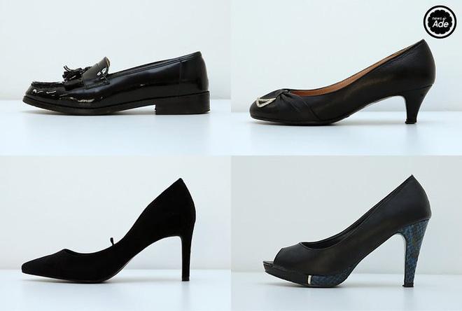 """Đi giày suốt ngày nhưng bạn có biết đâu mới là chiều cao """"chuẩn"""" khiến chân thon nhất? - ảnh 1"""