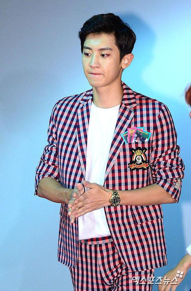 Chanyeol (EXO) bỗng bị đào mộ ảnh thời tóc dài và đây là phản ứng của cư dân mạng - ảnh 2