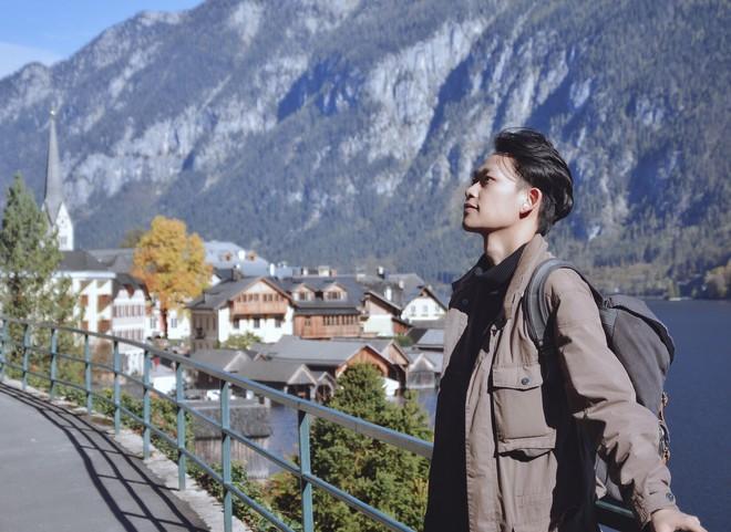 Cậu bạn Hà Nội đẹp trai, giành học bổng du học 5 quốc gia trên thế giới, là thủ khoa đầu vào và tốt nghiệp đại học với số điểm cao nhất - Ảnh 4.