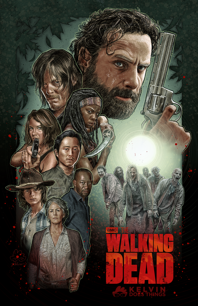 Làm thế nào The Walking Dead lại ôm mộng thống trị vũ trụ xác sống khi ý tưởng đã cạn? - ảnh 1