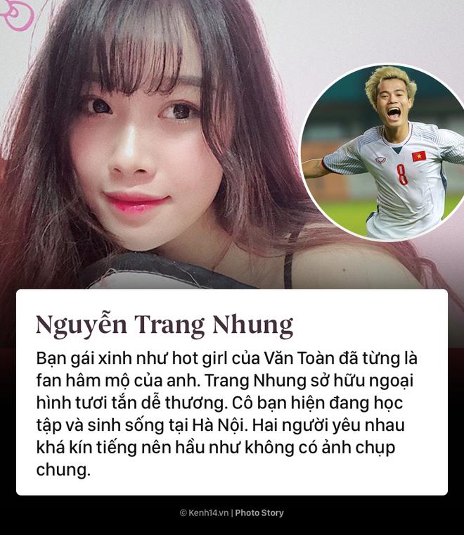 Trước thềm AFF cup 2018, điểm mặt loạt bạn gái xinh như hot girl của các tuyển thủ Việt Nam - Ảnh 11.