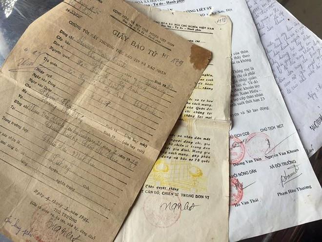 Hà Tĩnh: Liệt sĩ bất ngờ trở về địa phương sau 25 năm báo tử, chẳng thể nhớ hết tên từng người thân - Ảnh 2.