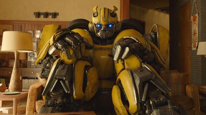 6 lý do bạn nên ra rạp để xem phim riêng của chú robot ong vàng Bumblebee - Ảnh 4.