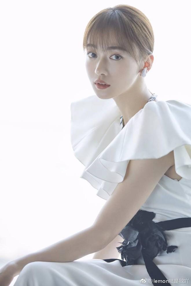 Hoa Đỉnh 2018: Ngô Cẩn Ngôn giật giải Nữ diễn viên truyền hình xuất sắc mảng cổ trang - ảnh 6