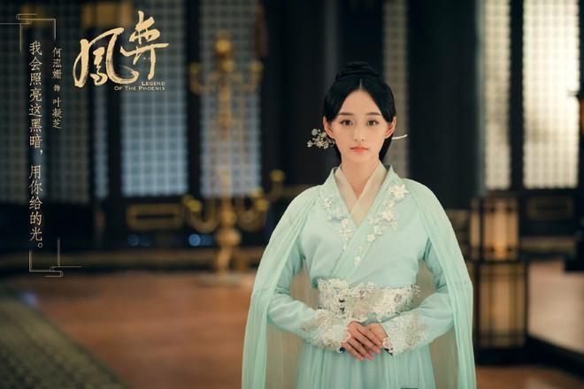 Mai Tần Hà Hoằng San khóa môi trai đẹp cực lãng mạn trong Phượng Dịch - ảnh 1