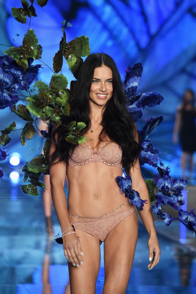 """Chia tay thiên thần khóc"""" Adriana Lima - cô gái dành cả thanh xuân để tỏa sáng trên sàn diễn Victoria's Secret Fashion Show - ảnh 3"""