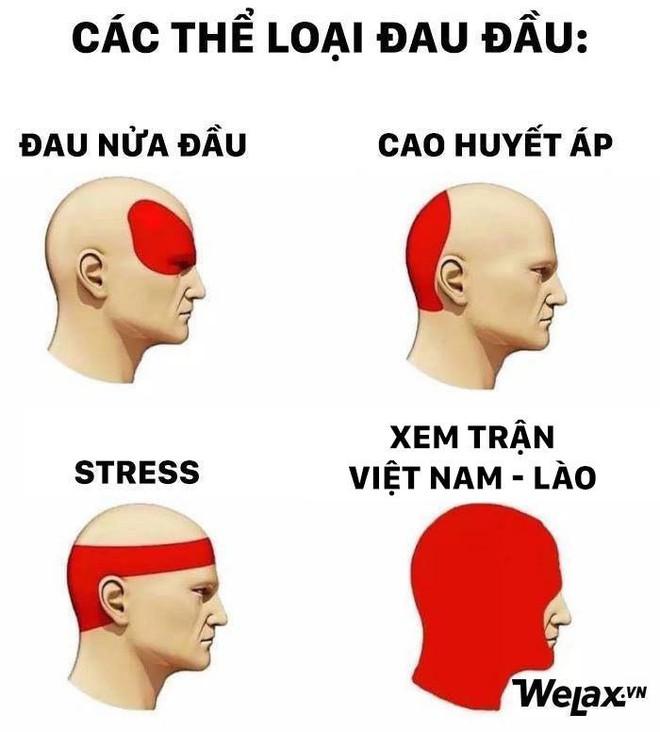 Tóm tắt nhanh trận Việt Nam thắng Lào: Khổ thân thủ môn Lâm Tây, chẳng có gì để bắt cả!! - ảnh 3