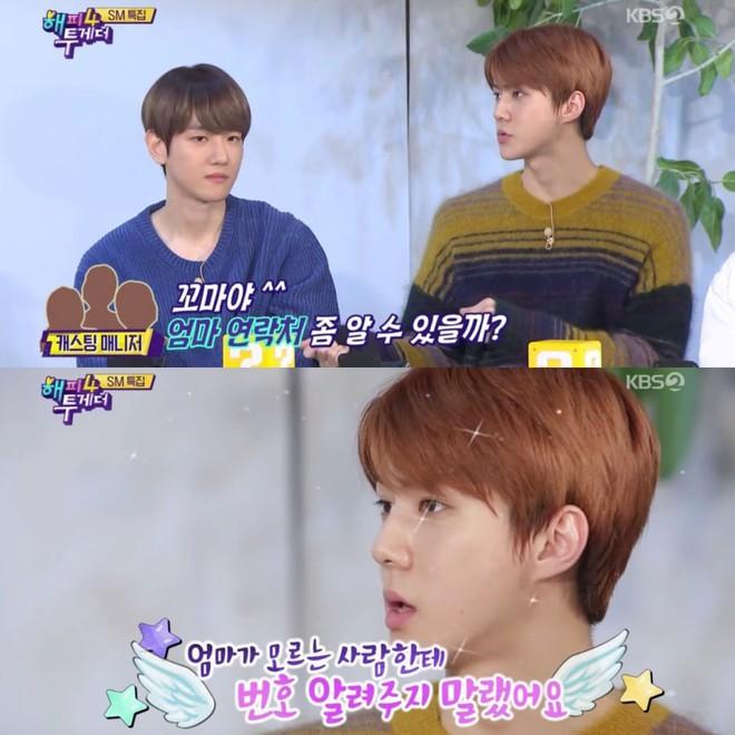 Tưởng Big3 là 3 đài truyền hình lớn, Taeyong (NCT) đã vào SM bằng... bài Quốc ca! - Ảnh 3.