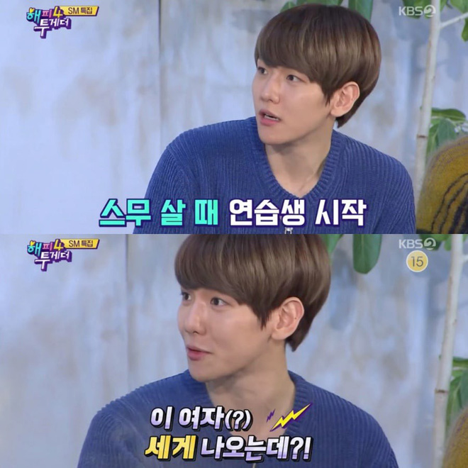 Tưởng Big3 là 3 đài truyền hình lớn, Taeyong (NCT) đã vào SM bằng... bài Quốc ca! - Ảnh 4.